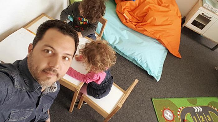Trusted Shops Eltern-Kind-Zimmer